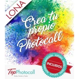 LONA PHOTOCALL 160x200cm