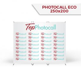 Photocall Económico 250x200