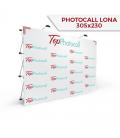 Photocall 305x230 Lona