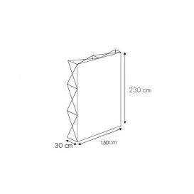 Photocall Textil 150x230