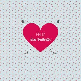 Photocall Temático Corazón San Valentín