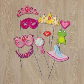 Palillos Princesas (10 piezas)
