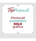 PHOTOCALL ECONÓMICO GRÁFICA