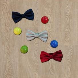 Pack 3 Pajaritas + 3 narices (6 piezas)