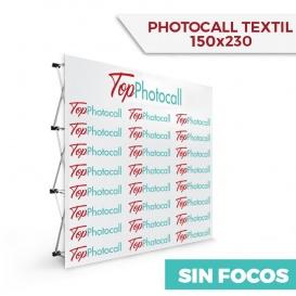 Photocall Textil 150x230 Sin Focos