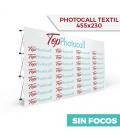 Photocall Textil 455x230 Sin Focos