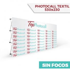 Photocall Textil 530x230 Sin Focos