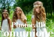 Últimas tendencias:  Los photocall para comuniones