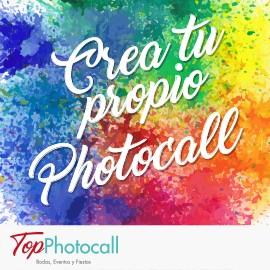 Crea tu própio Photocall